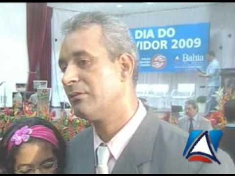 Professor de Ourolândia é vencedor do prêmio Servidor Cidadão