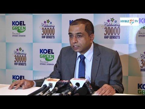 , Kirloskar Oil Engine new High Horse Power Gensets