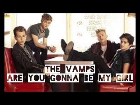 Tekst piosenki The Vamps - Are you gonna be my girl (cover) po polsku