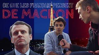 Video Ce que les français pensent d'Emmanuel Macron (feat Macron) MP3, 3GP, MP4, WEBM, AVI, FLV Oktober 2017