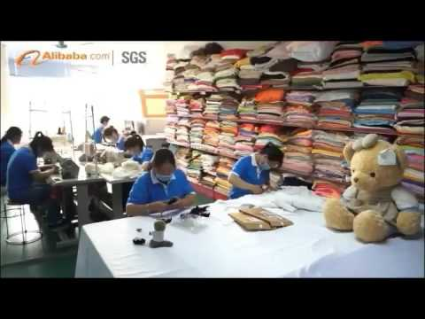jingzhou plush toys factory