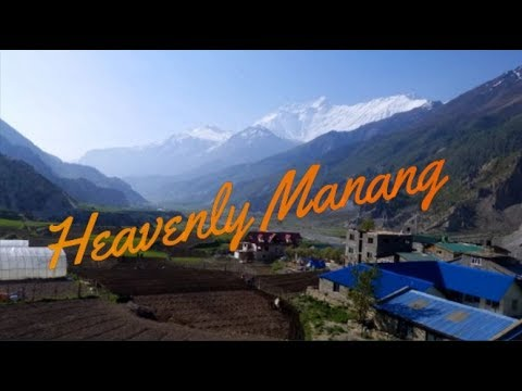 Heavenly Manang: An Off-Road Motorcycle Trip| June 2019
