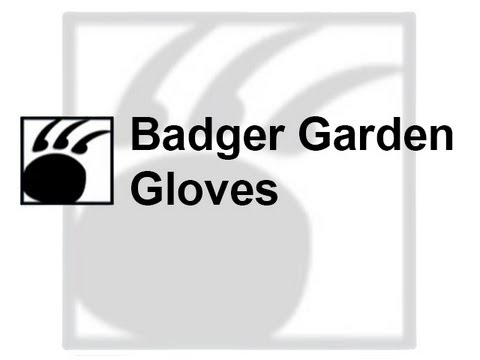 Women Best Gardening Glove, Organic Gardening Tools Claw – Badger Garden Gloves