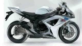 8. 2008 Suzuki GSX-R 600 Info
