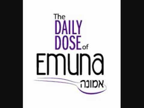 Awakening our Soul - Daily Dose Of Emuna By Orit Riter