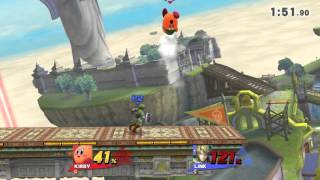 Kirby's throws does some weird stuff with Windboxes.