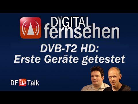 Geräte zum Empfang von DVB T2 HD im Test - DF Talk 7/16