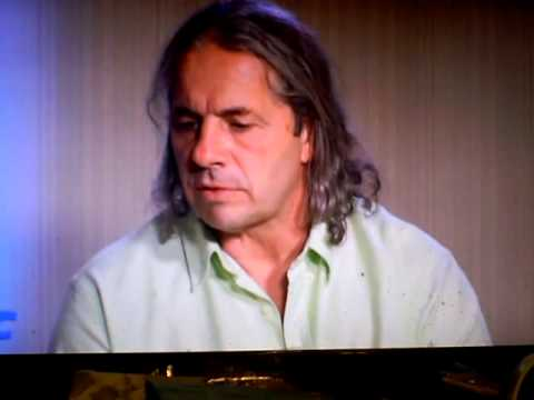 Bret Hart on Kerry Von Erich