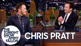 Jimmy Gives Chris Pratt a Nickname for the Jurassic World Franchise