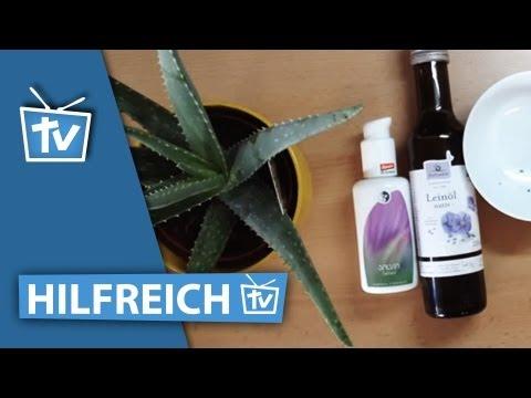 HOW TO: Aloe Vera Creme selber machen – für eine gesunde Haut