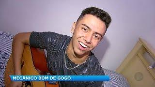 Mecânico de Marília sonha em ser cantor sertanejo profissional
