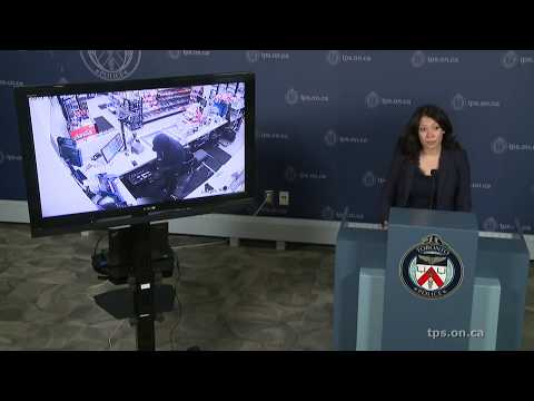 @TorontoPolice News Conference Re: Gas Station Robbery | LiveStream | Wed., June 26th | 10:30AM