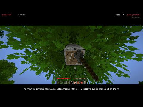 Minecraft - Cùng nhau xây dựng đế chế Game Offline =))