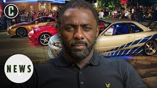 Nonton The Rock S Fast And Furious Spinoff Casts Idris Elba As Villain Film Subtitle Indonesia Streaming Movie Download