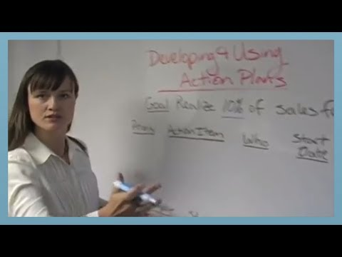 plan - http://mystrategicplan.com Erica Olsen details how to develop an action plan for use in strategic planning. For more resources including articles, videos, bl...