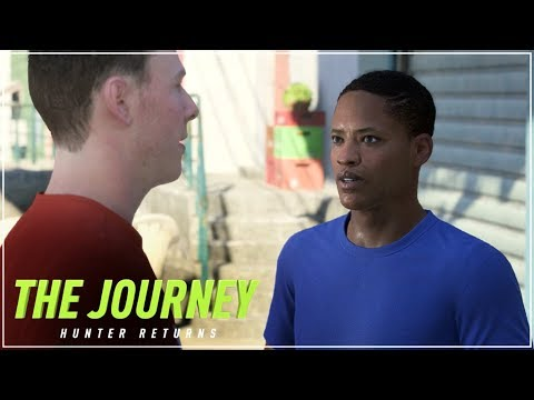 FIFA 18 Indonesia The Journey Hunter Returns: Liburan Hari Terakhir Alex Hunter #1