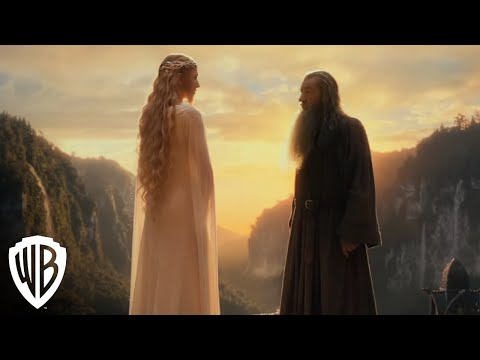 The Hobbit: An Unexpected Journey Trailer - Sneak Peek - Own It March 19th