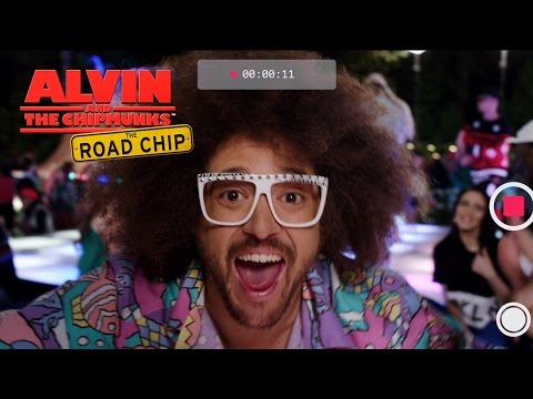 Alvin and the Chipmunks: The Road Chip (Munkumentary 'After the Party')