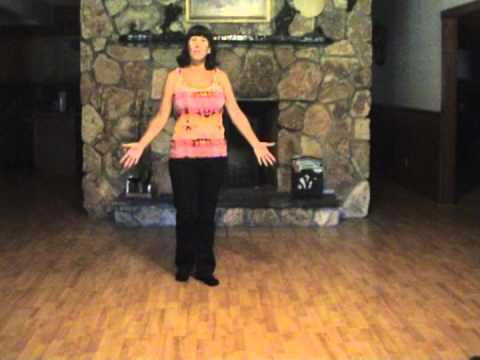 Pontoon Line Dance – Demo & Teach by Gail Smith.mpg