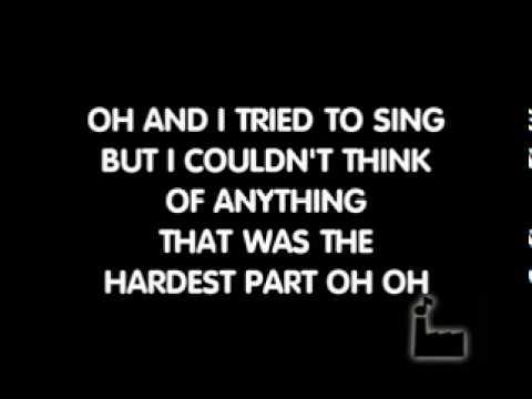 , title : 'The Hardest Part In Style Of Coldplay Karaoke_xvid.avi'