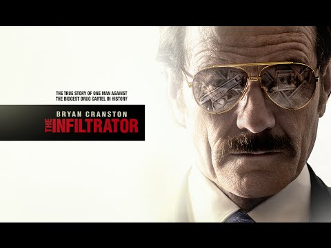 The Infiltrator Official Trailor
