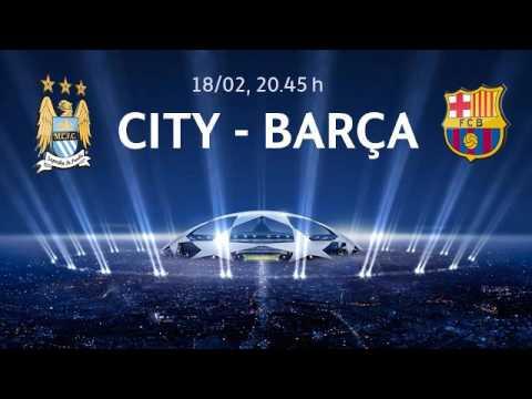 LIVE HD: Barcelona vs Man City  19/10/2016