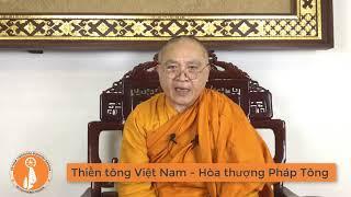 Vấn đáp Phật pháp l Thiền tông Việt Nam - Hòa thượng Pháp Tông
