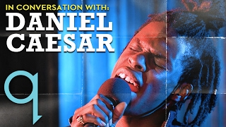 Video Daniel Caesar talks about feeling lonely in the suburbs and sleeping on the streets to make music MP3, 3GP, MP4, WEBM, AVI, FLV Juli 2018