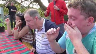 Video Chilli Eating Contest | Scotland Chili Festival Scone Palace | Sunday 21st Sept 2014 MP3, 3GP, MP4, WEBM, AVI, FLV Maret 2019