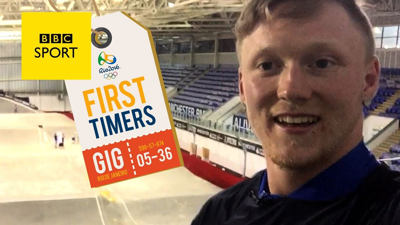 Olympics First Timer: BMX star Kyle Evans – Olympic Games Rio 2016 – BBC Sport