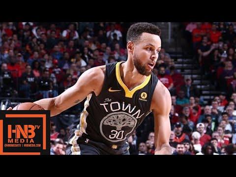 Golden State Warriors vs Houston Rockets Full Game Highlights / Jan 20 / 2017-18 NBA Season