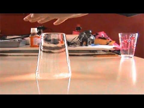 太神了~~原來液體可以被固定成形?
