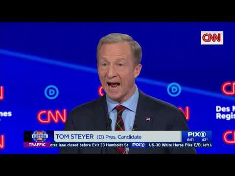 Recap of final debate before Iowa caucuses