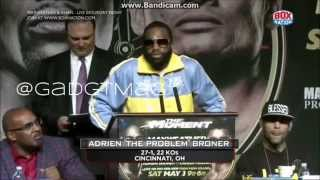 Video Adrien Broner Funny Moments MP3, 3GP, MP4, WEBM, AVI, FLV Mei 2018