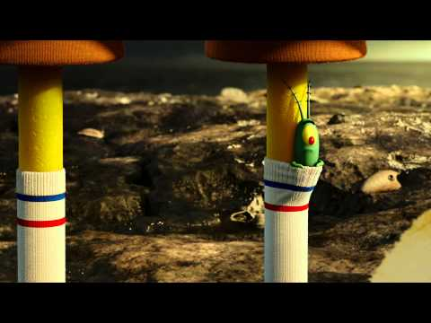SpongeBob Movie The Sponge Out Of Water Extended Preview