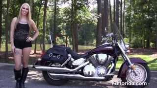 5. Used 2007 Honda VTX 1300 Motorcycles for sale in Tallahassee Florida
