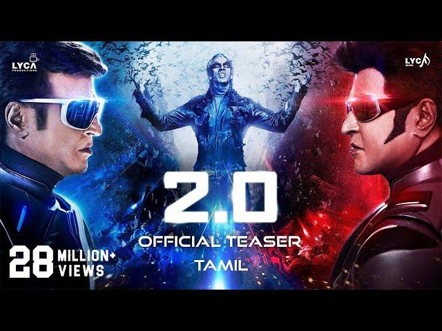 2.O Tamil Official Teaser