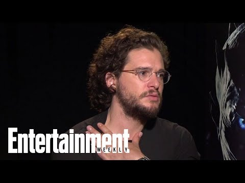 Kit Harington Dishes On Daenerys' Arrival In Westeros On 'Game Of Thrones' | Entertainment Weekly