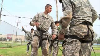 Weslaco ISD: JROTC Raider Challenge