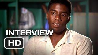 Nonton 42 Interview - Chadwick Boseman (2013) - Jackie Robinson Movie HD Film Subtitle Indonesia Streaming Movie Download