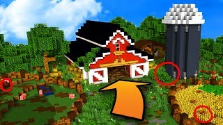 Finding 12 Secret Rooms In Minecraft