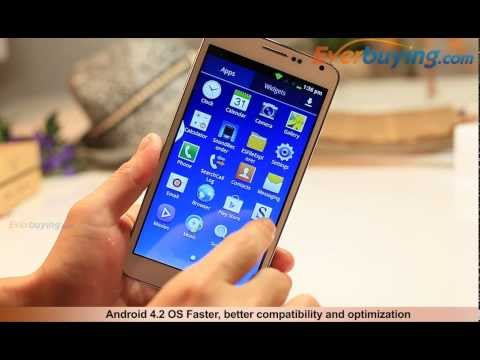 5.5 inch M-HORSE N9000 Android 4.2 Smartphone from Everbuying