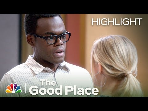 The Good Place - Chidi Finally Does It (Episode Highlight)