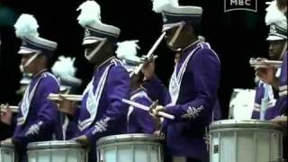 Chattajack and Howard High School Drumline