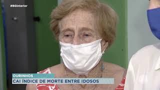Ourinhos registra queda no número de mortes em idosos com mais de 80 anos