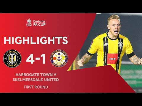 Town Through After Convincing Win | Harrogate Town...
