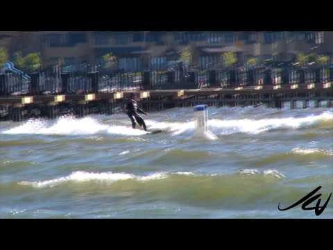 Kelowna 2015 Travel   Kitesurfing Okanagan Lake in May   YouTube