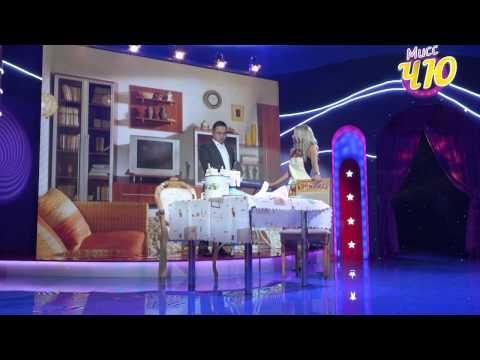 Мисс Чувство Юмора - 1 выпуск Премьера сезона - DomaVideo.Ru