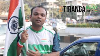 Tiranga Runner, Vinesh Chandramaniya