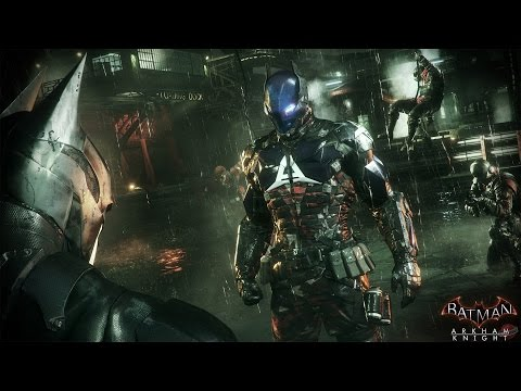 _- Batman: Arkham Knight -_ music video (видео)